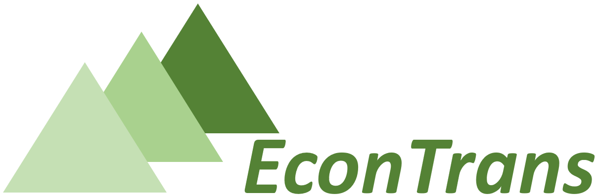 EconTrans Logo